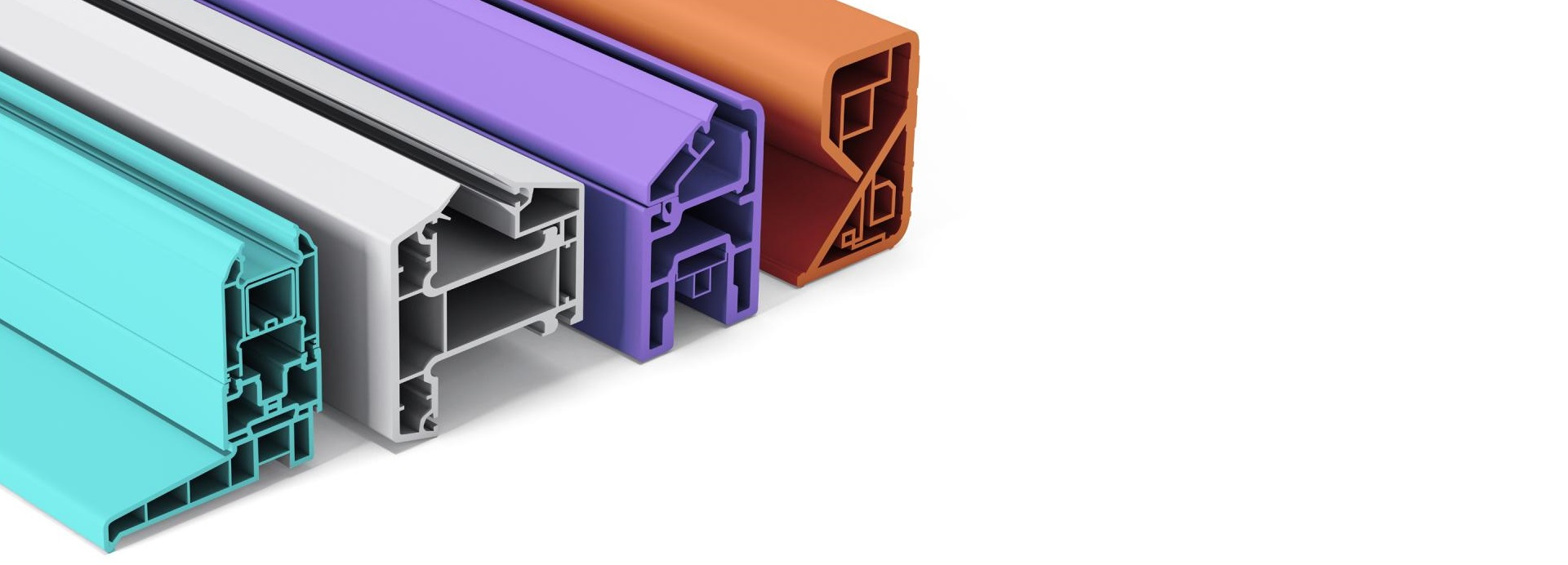PVC for Window Profiles